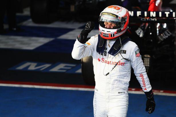 2014 Australia @McLaren