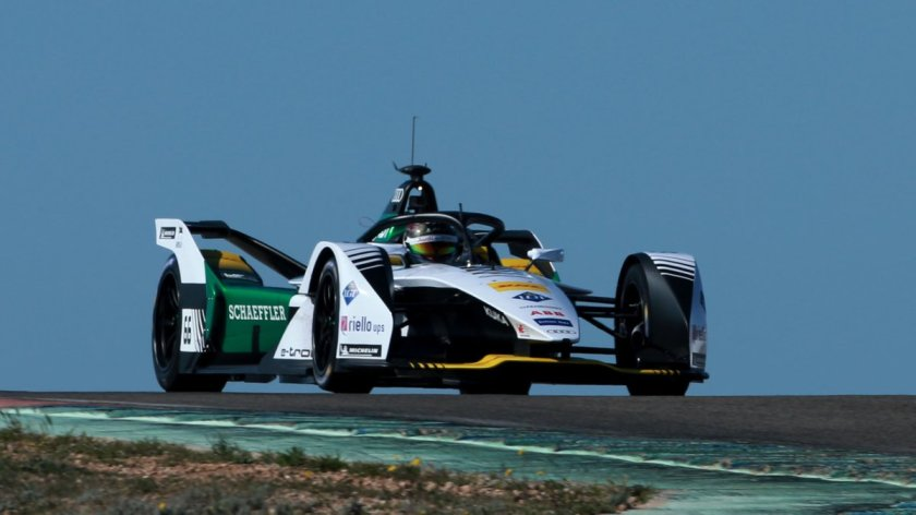 @Formula E 3
