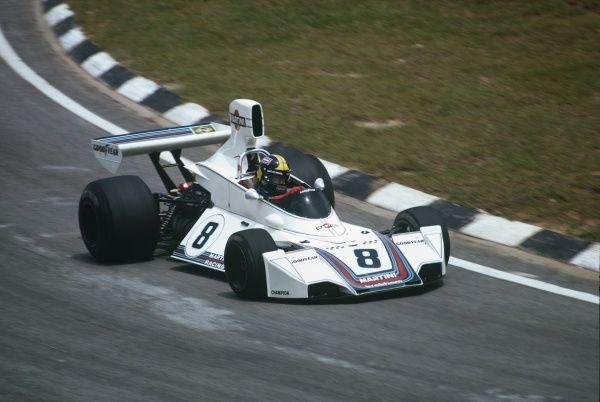 1975 Brazilian Grand Prix - Carlos Pace