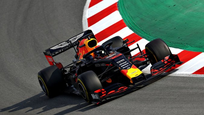 Red Bull - Gasly 002 - @F1