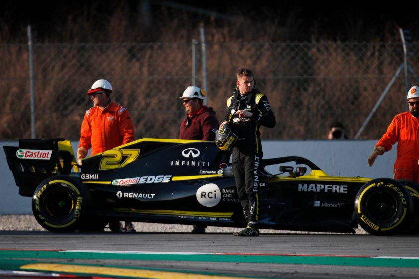 Renault - Hulkenberg 001 - @F1