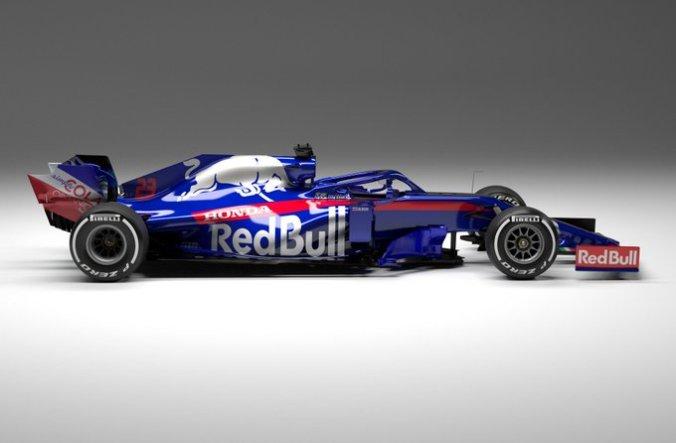 Toro Rosso 3